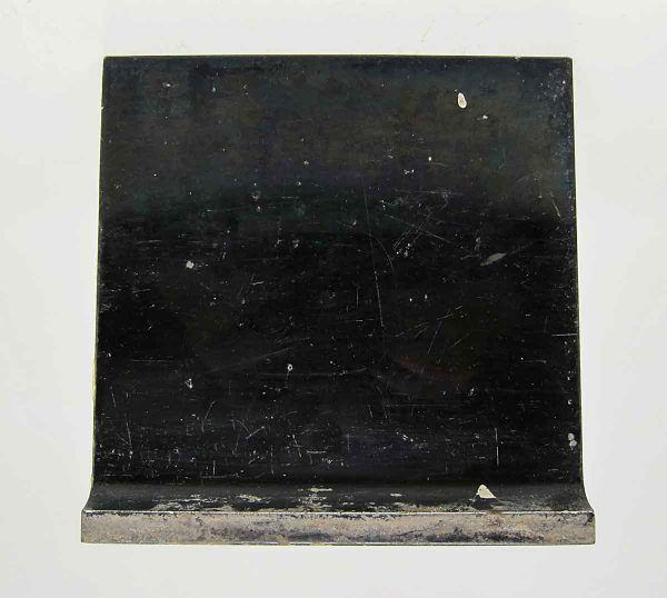 Black Inside Curved Baseboard Tile - Bull Nose & Cap Tiles