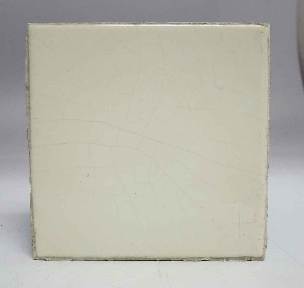 Light Yellow Square Bathroom Tile - Wall Tiles