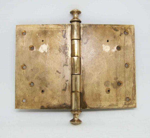 Pair of Bronze Hinges - Door Hinges
