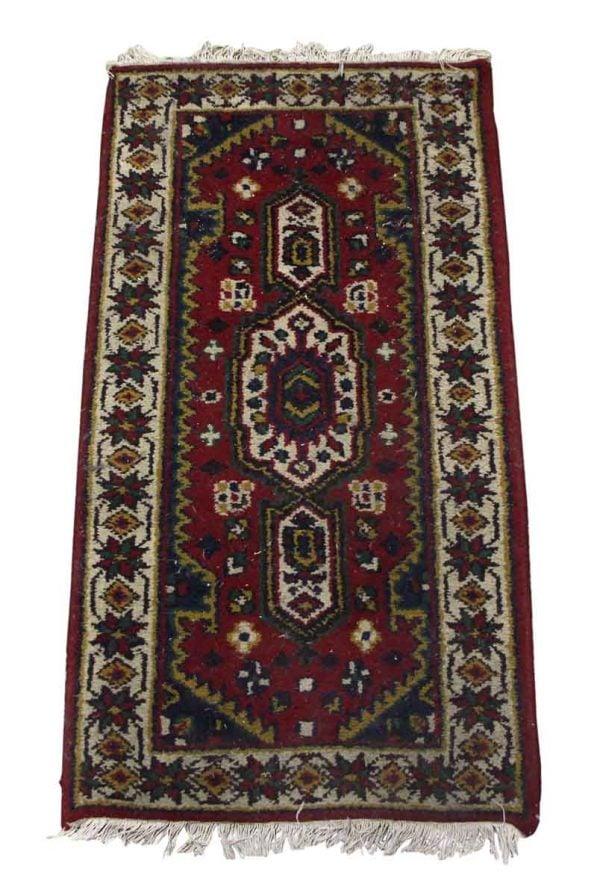 Oriental Hall Rug - Rugs & Drapery