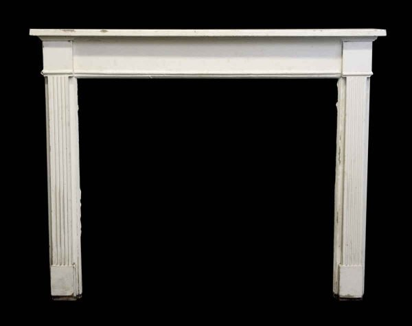 Montecello Style Antique Fireplace Surround - Mantels