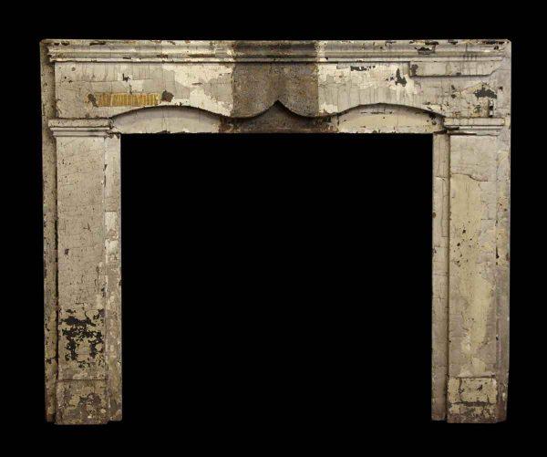 Antique Fireplace Surround - Mantels