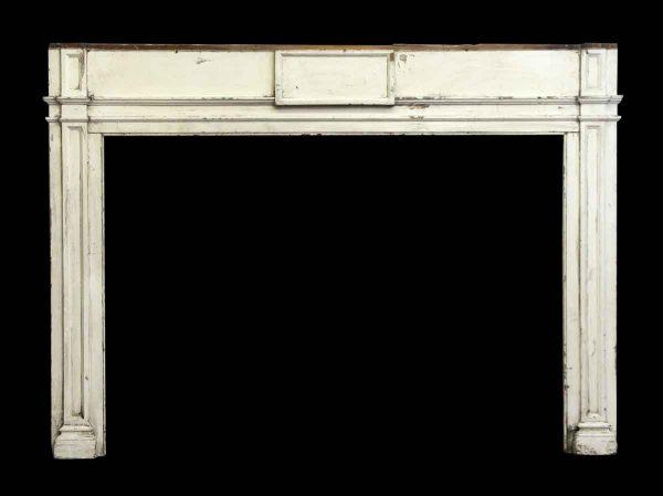 Federal Wood Mantel