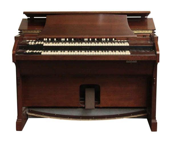 Vintage Mahogany Organ - Musical Instruments