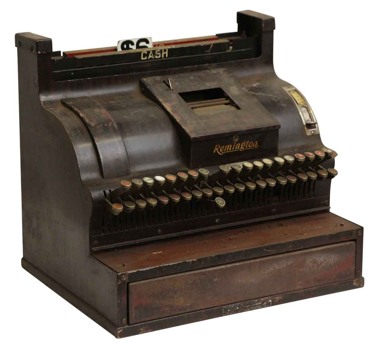 Olde Remington Cash Register | Olde Good Things