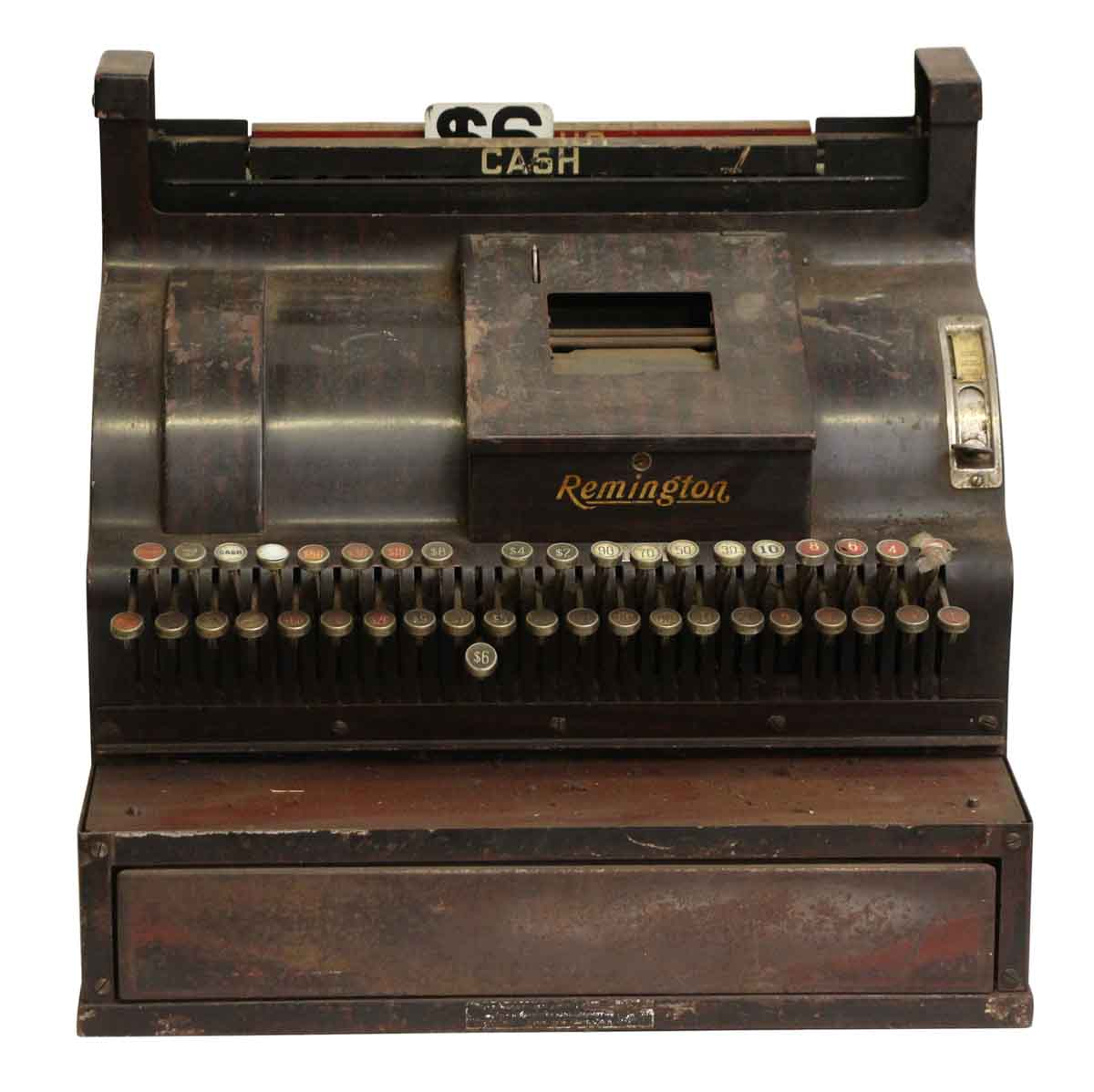 Olde Remington Cash Register