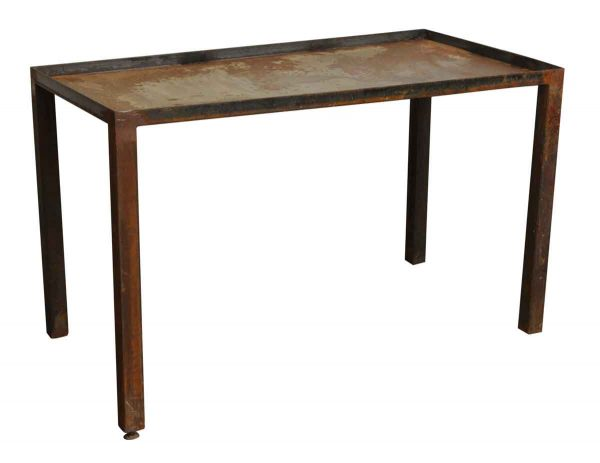 Steel Parts Table Frame - Table Bases