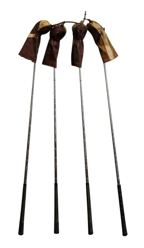 Set of Vintage Golf Clubs - Sporting Goods