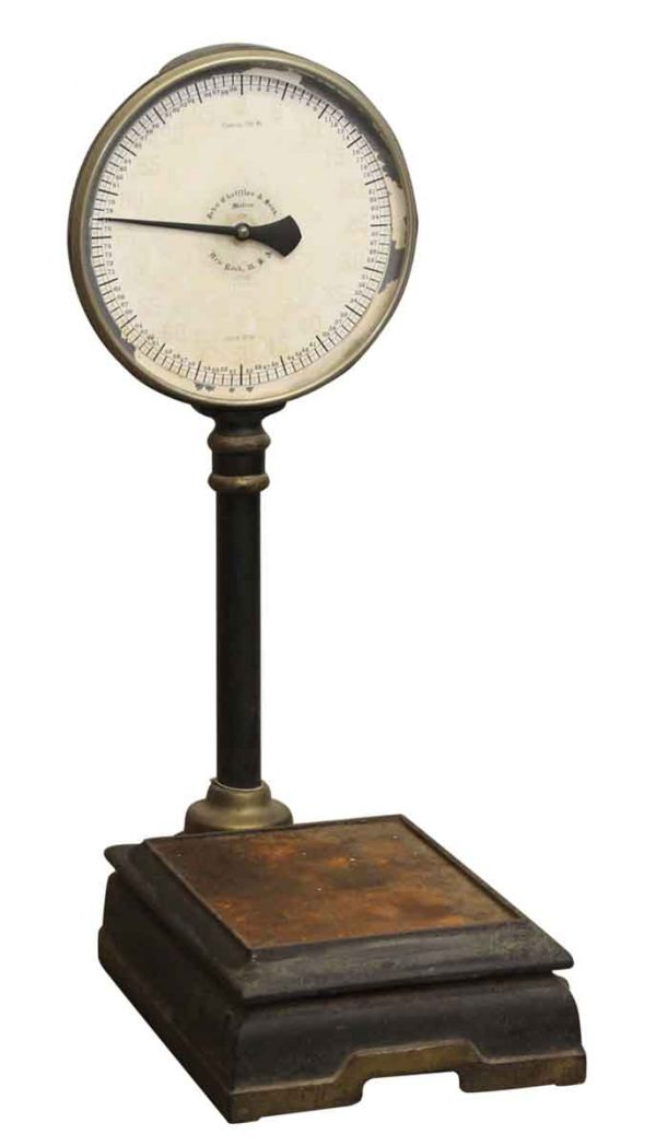 Turn of the Century Lollipop Scale - Scales