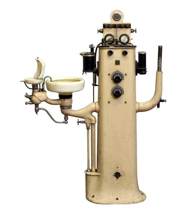 Early 20th Century Dental Tool Machine - Commercial Furniture