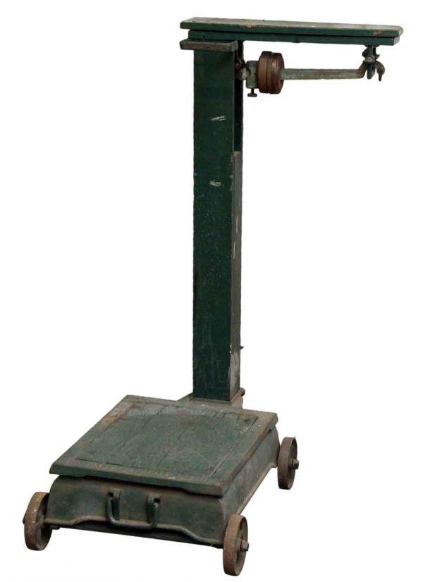 Rare Fairbanks Industrial Cast Iron Scale - Scales