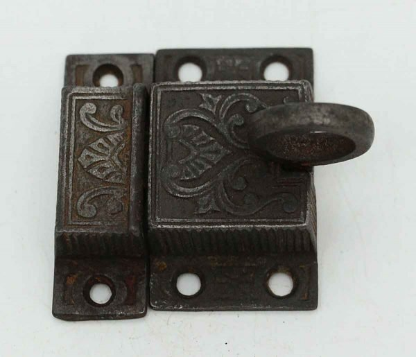 Cast Iron High Profile Cabinet Latch - Cabinet & Furniture Latches