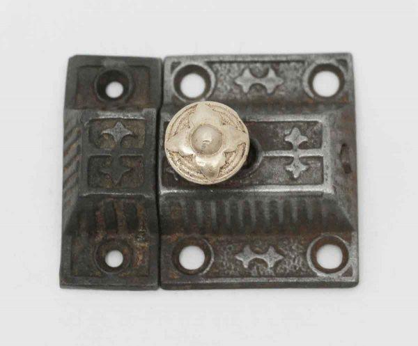 Decorative Cast Iron Latch - Cabinet & Furniture Latches