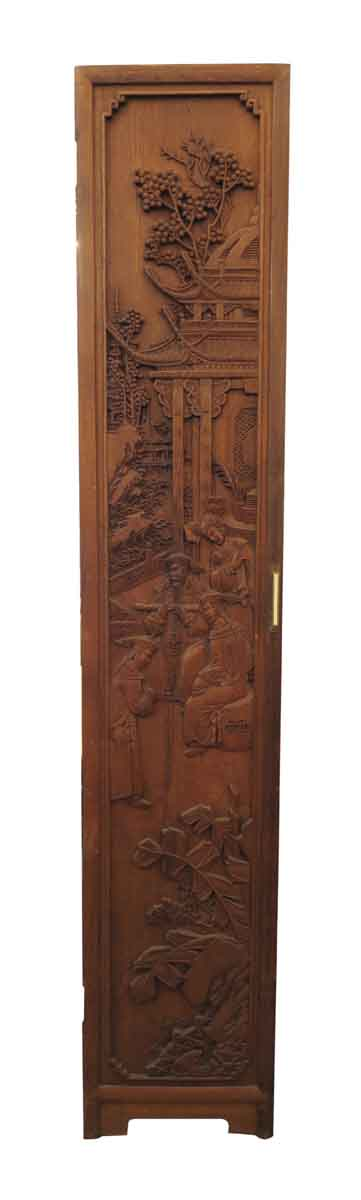 Chinese Hand Carved Room Divider - Unique Pieces
