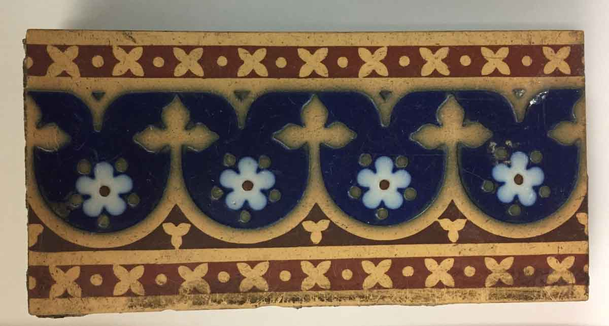Encaustic Minton Stoke Upon Trent Tile Floor Olde Good Things