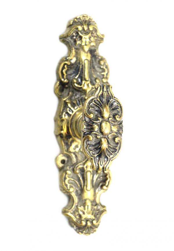 Ornate Bronze Knob Set - Door Knob Sets