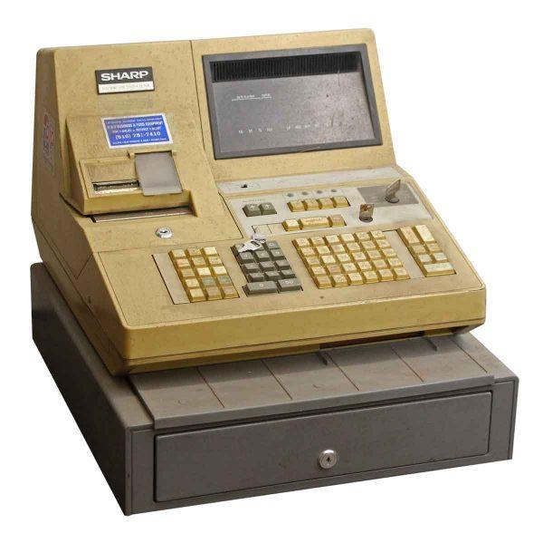Sharp Cash Register - Cash Registers