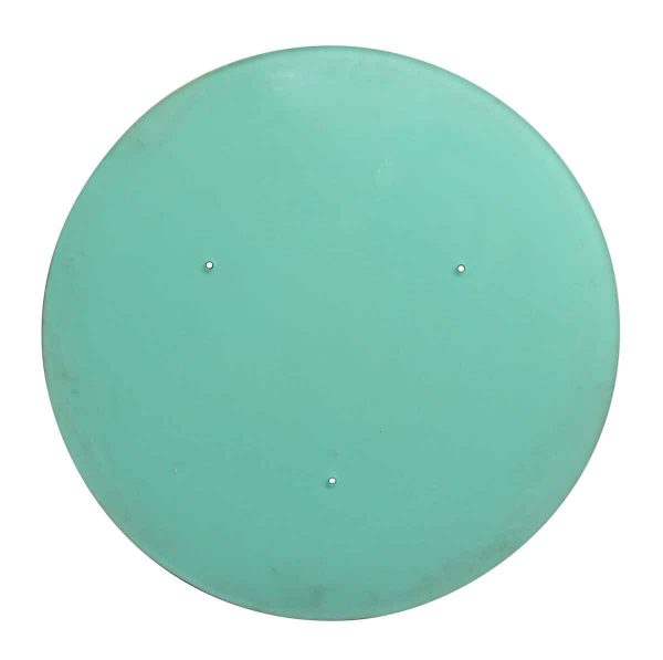 Sea Foam Blue Plastic Table Top - Table Tops