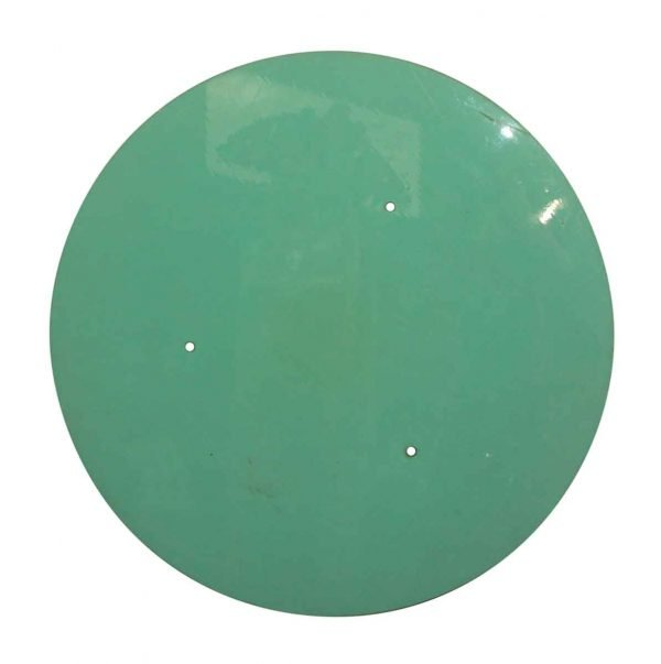 Sea Foam Green Plastic Round Table Top - Table Tops