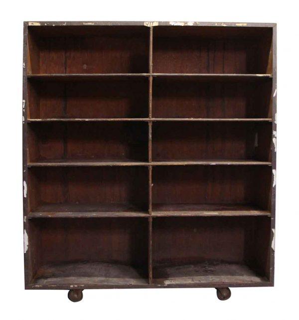 Wooden Storage Shelf Unit - Shelves & Racks