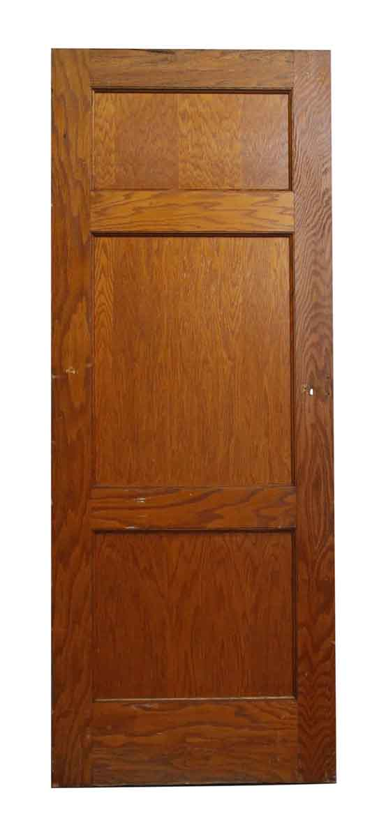 Single Three Panel Door - Standard Doors