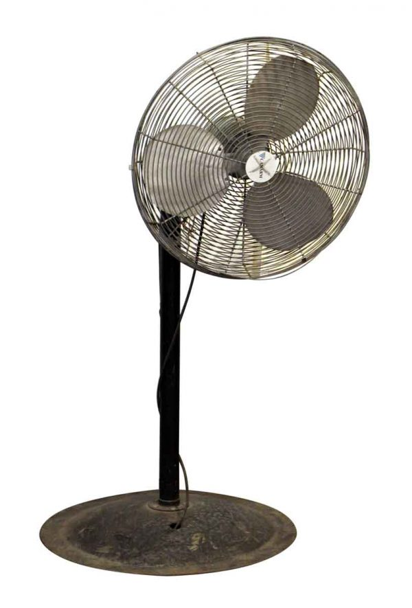 Large Industrial Floor Fan - Fans
