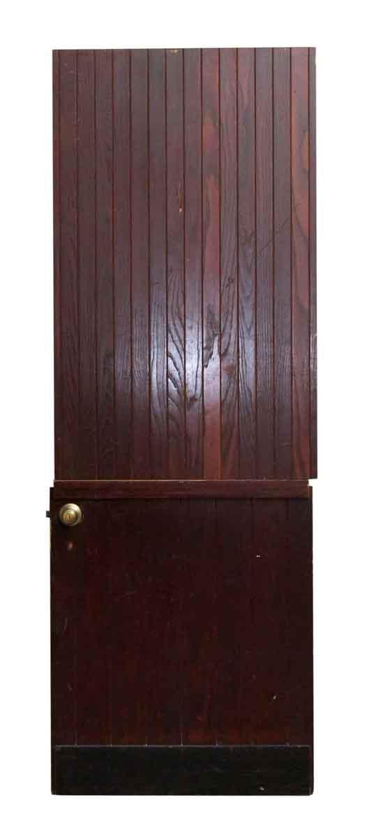 Oak Dutch Door - Specialty Doors