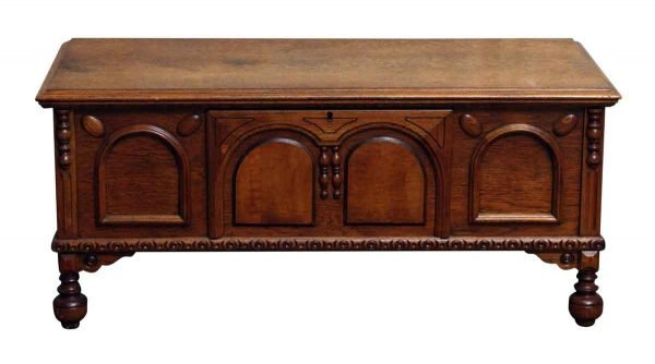 Unusual Cavalier Blanket Chest - Chests