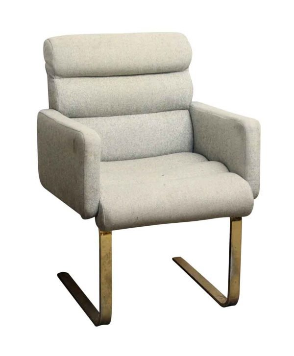 Modern Chair with Two Legs - Seating