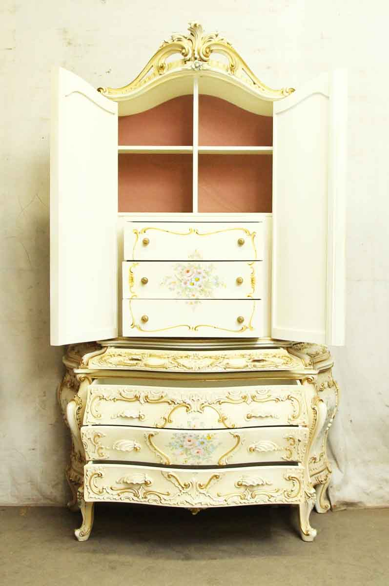 French Provincial Bedroom Suite Olde Good Things