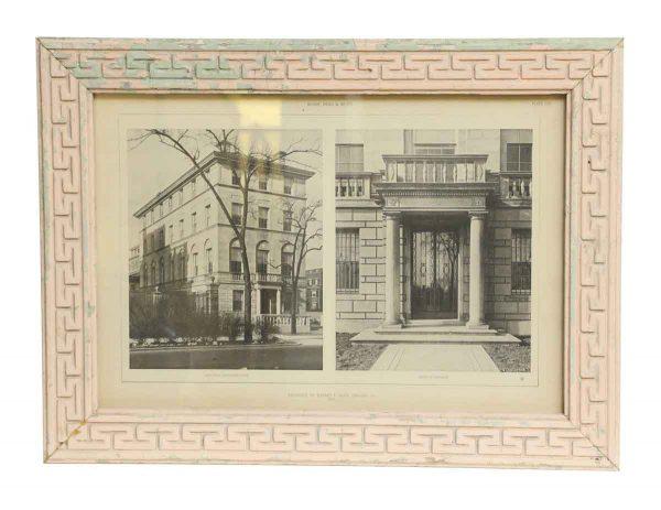 Edward T. Blair Residence Framed Photo - Photographs