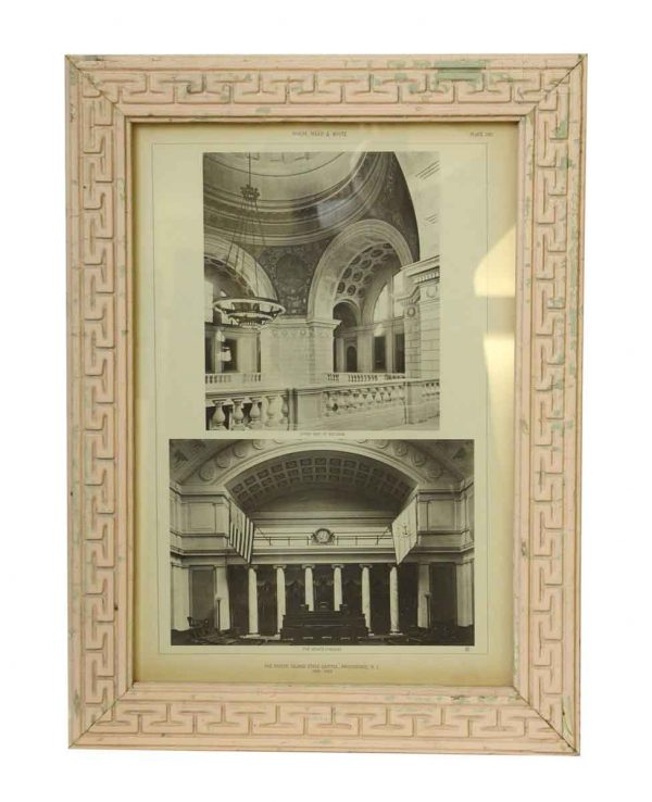 Rhode Island Capitol Framed Photo - Photographs