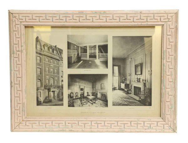 C.D. Gibson Residence Framed Photo - Photographs