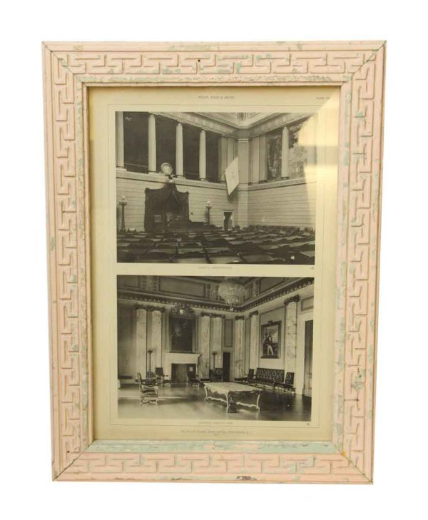 Capitol of Rhode Island Framed Photo - Photographs