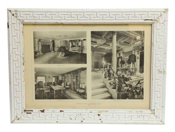 Henry Poore Residence Framed Photo - Photographs