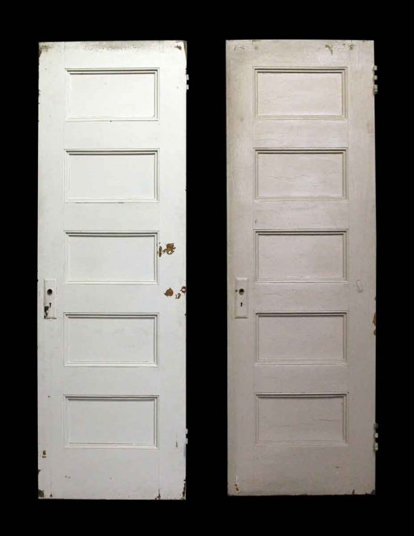 Five Panel Narrow Door - Standard Doors