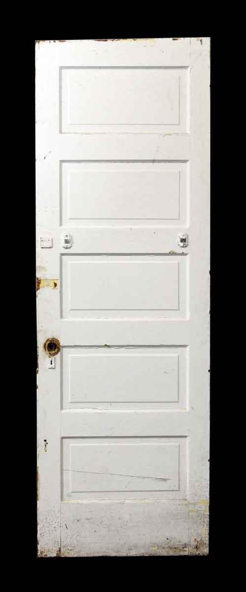 Closet Door with Five Raised Panels - Standard Doors