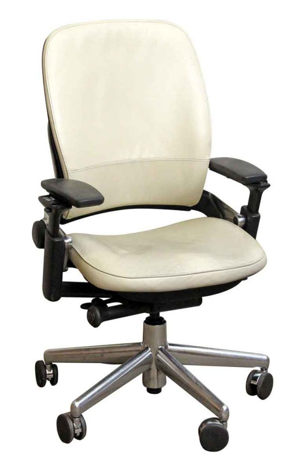 Black & White Office Chair - Office Furniture