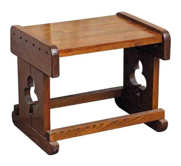 Pair of Wood Side Tables - Living Room