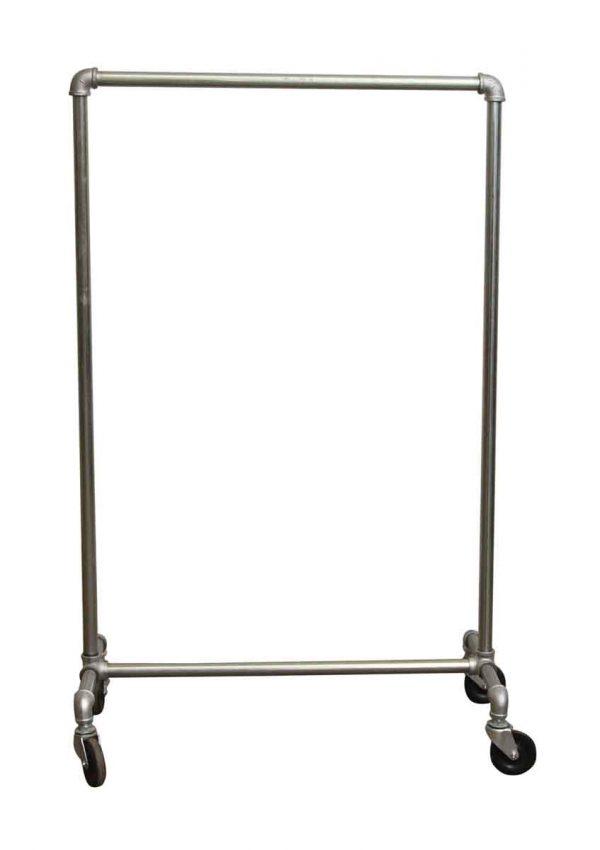 Brushed Steel Clothing Rack - Commercial Furniture