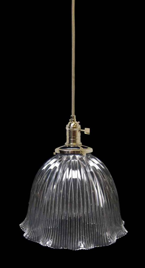Holophane 6.875 in. Shade Pendant Light