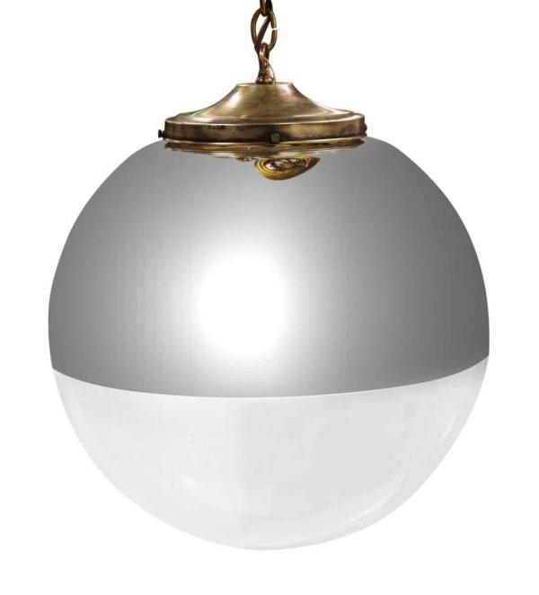 Mirrored Sphere Pendant Globe Light - Globes