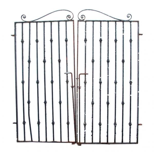 Wrought Iron Door Entry Gates - Gates