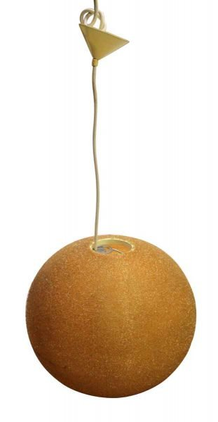 Orange Arctic Ball Pendant Light - Globes