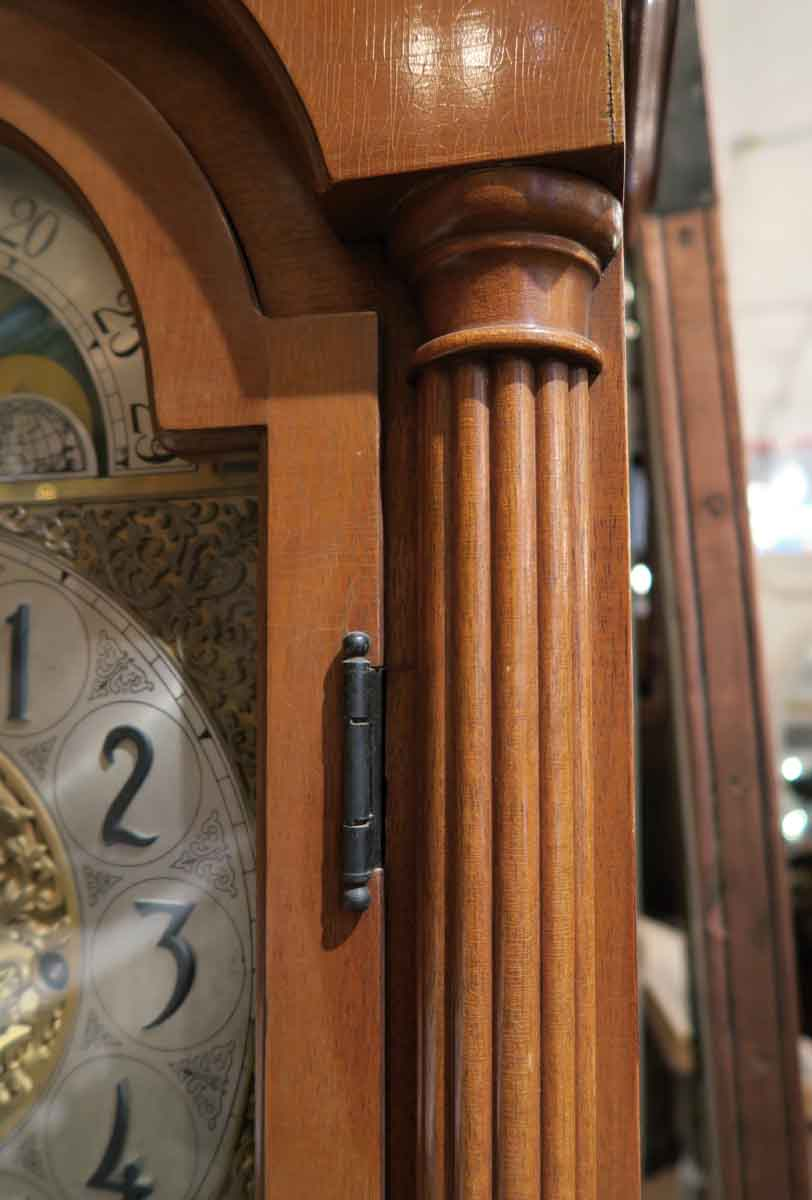 1950s Herschede Grandfather Clock Olde Good Things