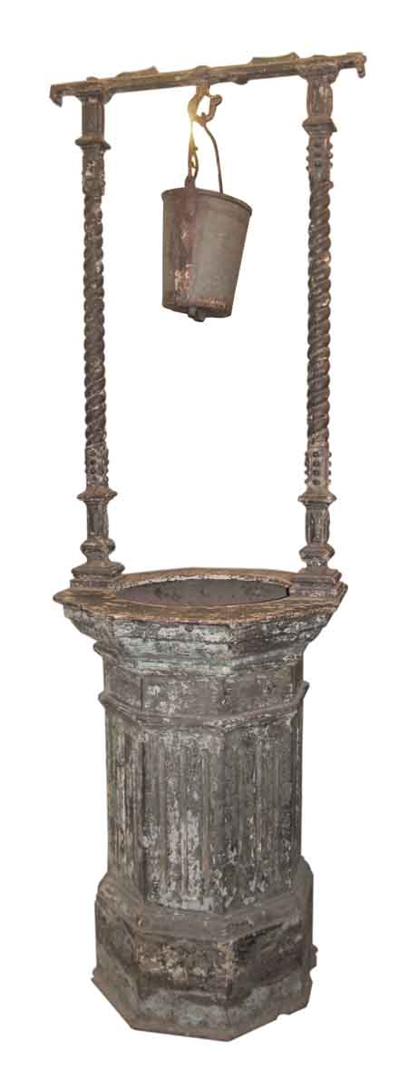 Antique standing wishing well - Statues & Fountains