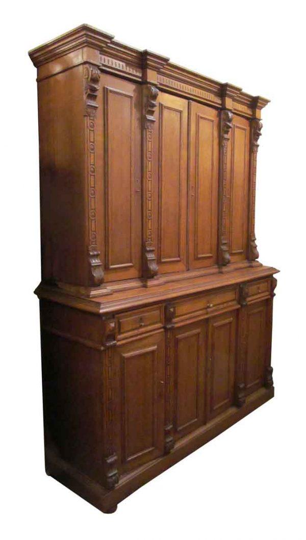Antique oak sideboard - Kitchen & Dining