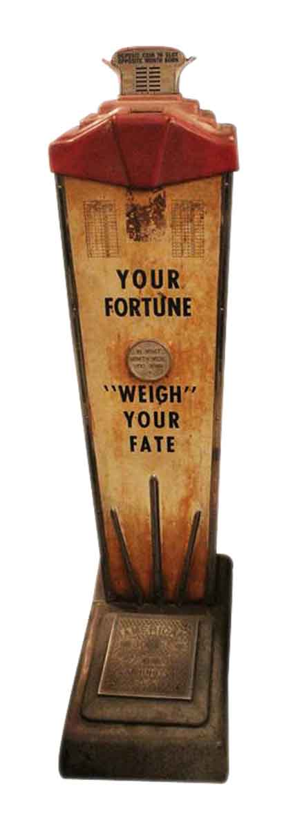 Fortune Scale - Scales