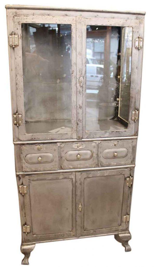 Three drawer medical cabinet -