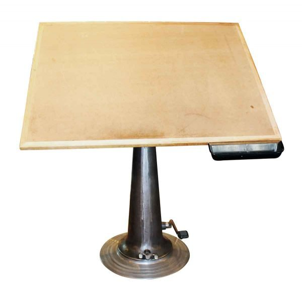 Swedish Industrial Drafting Table - Drafting Tables